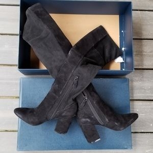 a8b695f284d Cole Haan Shoes - NEW in box Cole Haan Darla Over The Knee Boot